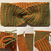 Tunisian Twist Headband pattern