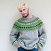 Asymptote (Men's Pullover) pattern