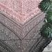 Capti shawl pattern