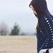 Hooded Knit Adak Wrap pattern