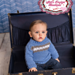 Isaac Pullover Sweater (Infant and Toddler Sizes) pattern