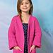 Kristen Cardigan Children's Sizes pattern