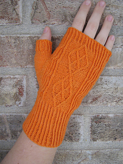 lornas fingerless mitt