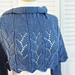 Blue Jean Wrap pattern