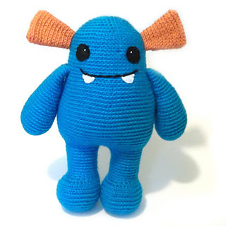 Amigurumi Monsters Crochet Free Patterns - Crochet & Knitting | 320x320