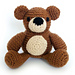 Samuel the Teddy Bear pattern