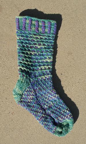Clematis Socks