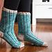 Segue Socks pattern