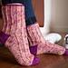 Rundle Socks pattern