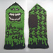 Slimer Mittens (Ghostbusters tribute) pattern
