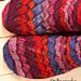 Round and Round Socks pattern