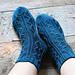 Heimdallr Socks pattern