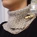 Cashmere Neckwarmer pattern
