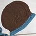 One Skein Crochet Beret & Scarf (Beret) pattern