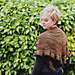 Autumn Waltz Shawl pattern