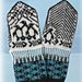 South Pole Mittens / Sydpolen Votter pattern