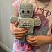 Cuddle Robot Toy pattern