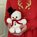 Snowman Christmas Amigurumi pattern