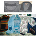 Crochet Pockets, Cuffs and Collars for Jackets pattern