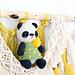 Little panda pattern