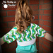 Tropical Waves Bolero pattern