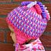 Gum Drops Earflap Hat pattern
