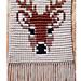 Deer Stag Wall Hanging pattern
