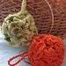 Crochet Bath Pouf Puff pattern
