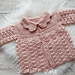 Círiel Baby Cardigan pattern