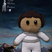Princess Leia Star wars pattern