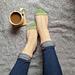 Spring Rain Socks pattern
