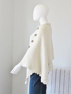 Ravelry Uptown Poncho Pattern By Crochetdreamz