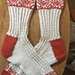 Call to My Heart Socks pattern