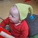 Pom Pom Pixie Hat pattern