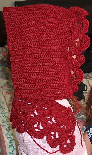 Red Riding Hood progress 6-07