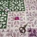 Wild Jasmine blanket pattern