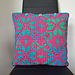 Jasmine & Rose Cushion pattern