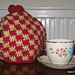 Checkmate tea cosy pattern