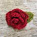 Calico Rose pattern