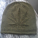 Hemp Leaf Hat pattern