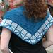 Manhattan Bridge Shawl pattern
