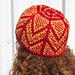 Chandelier Hat pattern