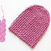 Fairy Weaving Beanie pattern