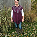 Stained Glass Tunic pattern