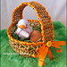 Streamer Easter Basket pattern
