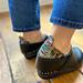Saki Clog Socks pattern