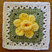Daffodowndillies Square pattern