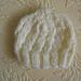Marshmallow Daze Baby Hat pattern