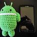 Amigurumi Android Toy pattern