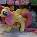 Fluttershy from My Little Pony pattern